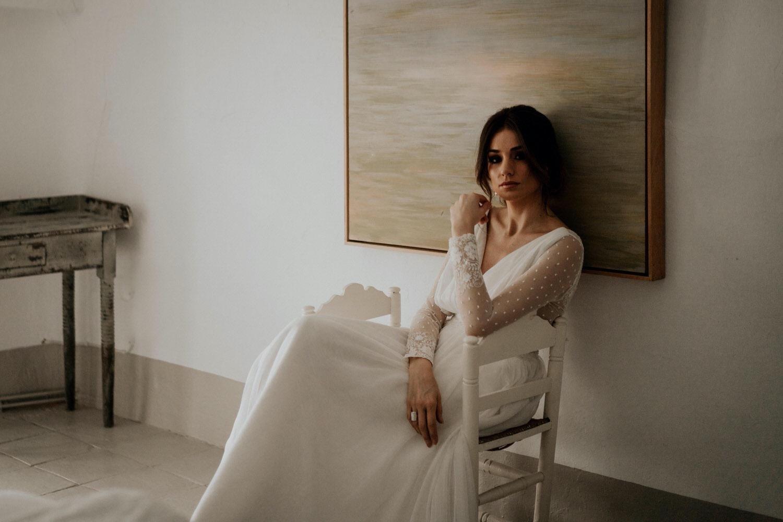 Shooting novia Zujaira Maria Espinosa